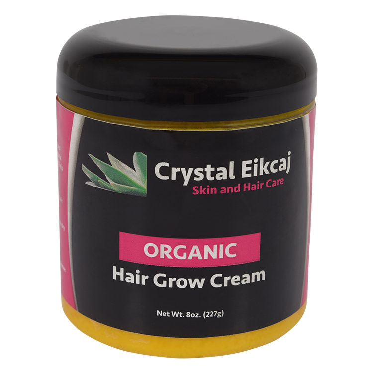 Organic Hair Grow Cream