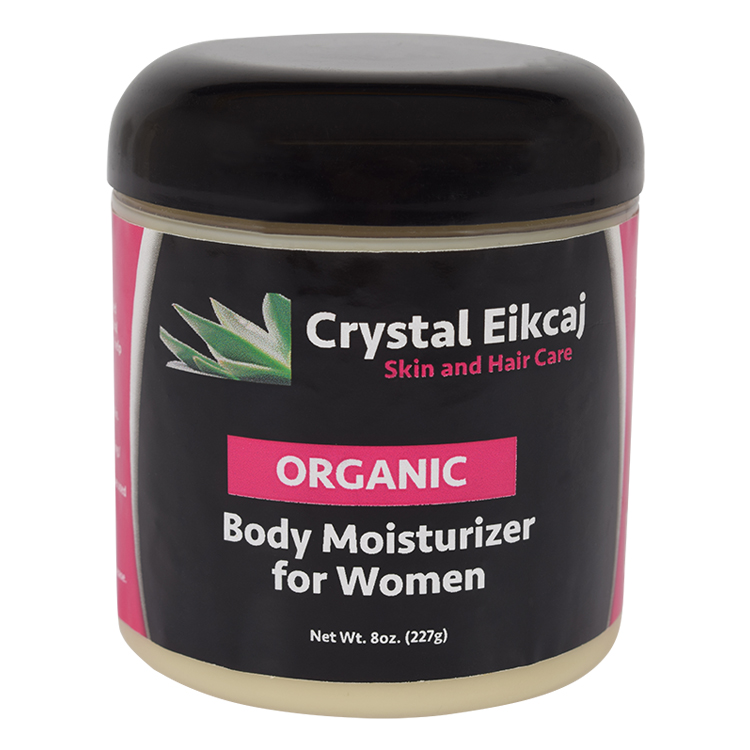 Organic Body Moisturizer for Women