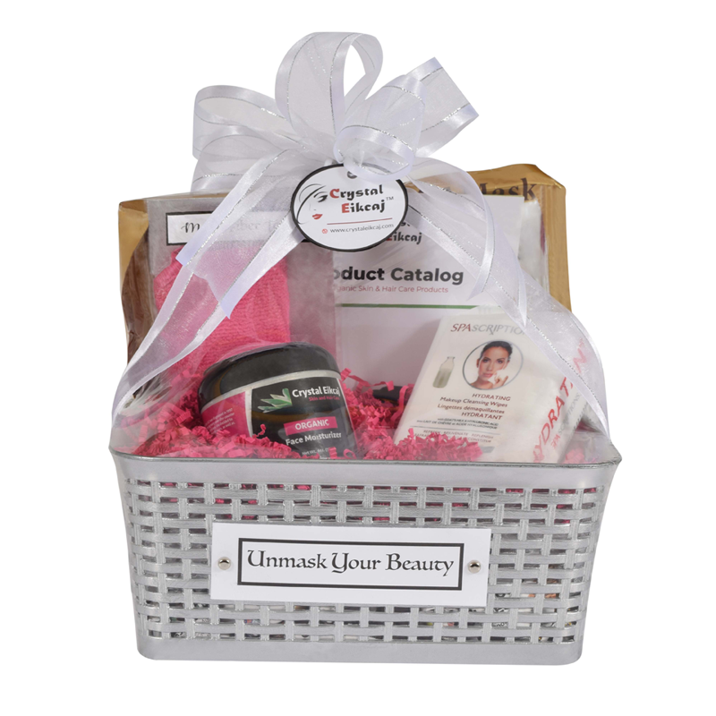 Unmask Your Beauty Basket